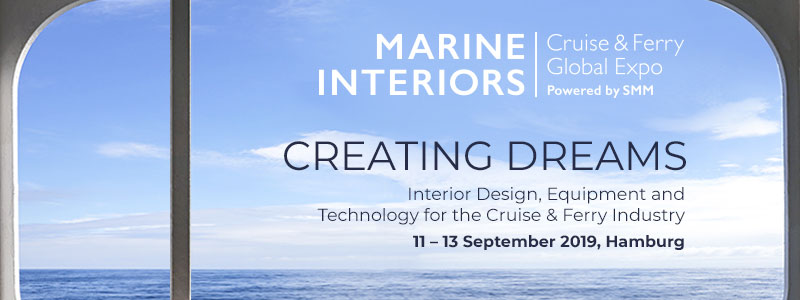 MARINE INTERIORS - Cruise & Ferry Global Expo - Powered by SMM